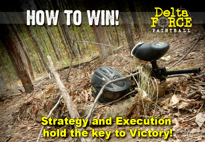 A successful strategy is the key to victory