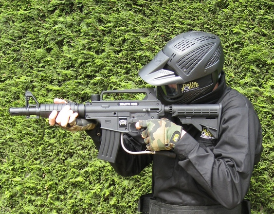 the iconic m16 now at delta force paintball paintball canada