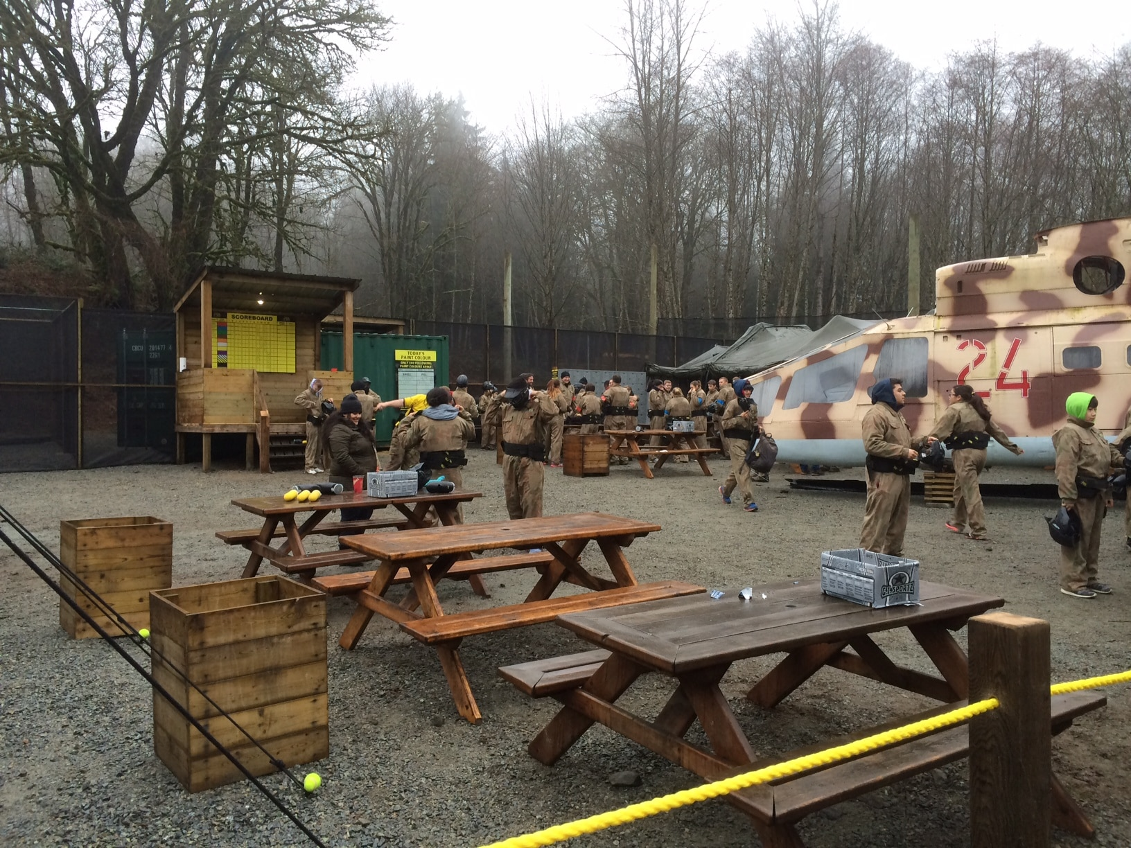 Base Camp Maple Ridge