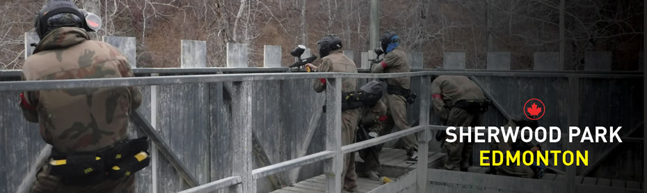 Sherwood Park Paintball Edmonton