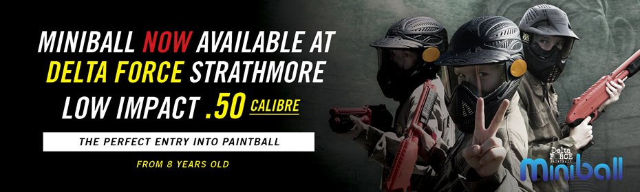 Miniball now at Strathmore